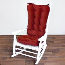 100 Jumbo Rocking Chair Home Fashions Cushion With Cushion For