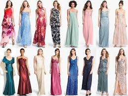 Wedding Guest Gown Ideas