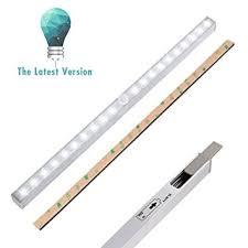 led closet light lightbiz 20 led wireless motion sensor