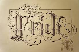 Lettering Design Calligraphy Which Ink To