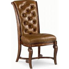 Deschanel Leather Side Chair