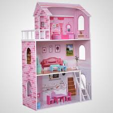 √ Barbie Size Dollhouse Furniture Girls Playhouse Dream Play
