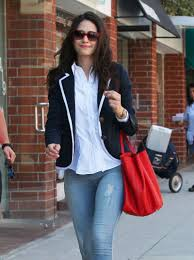 emmy rossum in jeans