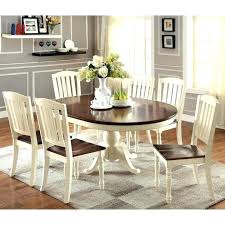 Round Dining Room Table And Chairs For 8
