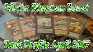 Mecha Phantom Beast Deck October 2014 by Mecha Phantom Beast Yu Gi Oh Deck Profile 2014 Music Jinni