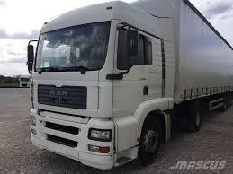 MAN TG 410 A / Retarder, Kaina: 6 500 €, Registracijos Metai: 2001 ...