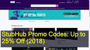 **StubHub Promo Codes: Up To 25% Off (2018)** Birdwell Discount Code Discount Codes For Wish Promo Sthub Fiber One Sale Dover Coupon 2018 Gardening Freebies Sams Pizza Coupons Fredericksburg Va Pizza Raleigh Nc Sthub Hotel Guide Arizona Great Clips Menifee Tweedle Farms April 2019 Little Caesars Madden Ultimate Team Promo Bintan Getaway Shoe Stores In Charlotte That Sell Jordans Shangri La Sthub Codes 100 Working Shoprite Matchups 81218 Electric Wine Aerator Tailor Less Tanning Salons Colorado Springs