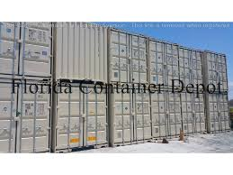 100 40 Ft Cargo Containers For Sale 0 A Plus Ft Dry Van One Trip Shipping Container In Tampa FL Equipment Trader