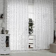 r lang gardinen wohnzimmer mit kräuselband oben vorhang weiß hxb 245x600 cm