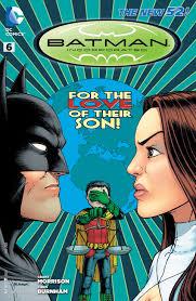 Batman Incorporated Vol 2 6 Cover 1