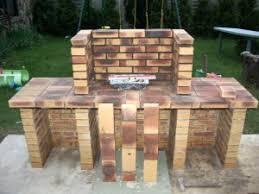 modele de barbecue exterieur guide construire un barbecue en ou briques mon barbecue