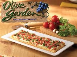 Olive Garden Tuscan Inspired Italian Restaurant