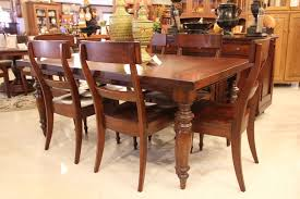 A Very Glossy And Refined Dining Room Table Chairs