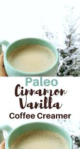 Keto Paleo Friendly Coffee Creamer Recipe