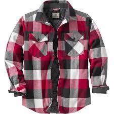 amazon com legendary whitetails men u0027s woodsman quilted shirt