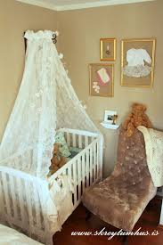 Bedroom Charming Baby Cache Cribs With Curtain Panels And by I Am Going To Attempt To Do This In New Baby U0027s Room Lacy Curtain