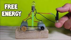 free energy light bulbs using piezo igniter