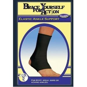 Bell-Horn Ankle Support