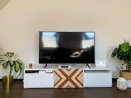 ikea hack tv board upcycling alinas gluecksmomente