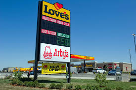 Love's Truck Stop Opens In Lodi - News - Recordnet.com - Stockton, CA Big 2016 Expansion Plans In The Works For Loves Travel Stops Chain Brings 80 New Jobs And Truck Parking To Texas 4642 Trucks Fueling At Truck Stop Toms Brook Va Youtube Expands Along I25 I44 Oklahoma Mexico Transport Northern Arizona Oops Station Accidently Fills Cars With Diesel Napavine Stop Scj Alliance Robbed Gunpoint Wbhf Restaurant Fast Food Menu Mcdonalds Dq Bk Hamburger Pizza Mexican Dips 03 Cent 2788 A Gallon Topics Gas Exterior And Sign Editorial Stock Photo Image