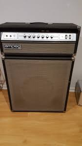 Ampeg V4 Cabinet For Bass ampeg v4 grill cloth talkbass com