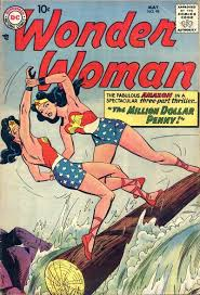 But Another Important Reason Was Probably The Way She Regularly Portrayed In Pages Of Her Own Title By May 1967 Wonder Woman Had Been