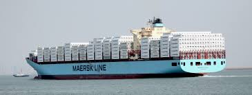 100 Shipping Container Shipping Maersk Sending First Ship Through Arctic