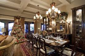 School Room Decoration Dining Victorian With Holiday Interior Design Beige China Cabinets