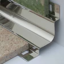 stainless steel tile in corner protector