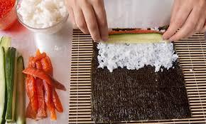 cours de cuisine japonaise cours de cuisine japonaise supreme sushi groupon