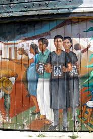 Balmy Alley Murals Mission District by San Francisco Mission District Balmy Alley Culture Co U2026 Flickr