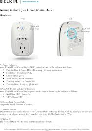 Page 6 Of F7C027 WeMo Smart Switch User Manual Belkin International Inc