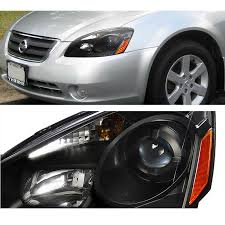 xenon 2005 2006 nissan altima depo replacement projector