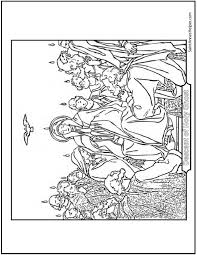 Pentecost Coloring Pages Confirmation Easter And Third Glorious Mystery Of The Rosary Descent Holy Ghost