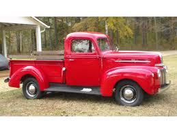 1946 Ford Pickup For Sale | ClassicCars.com | CC-996033 Barn Fresh 1946 Ford Pickup 4950 12 Ton Pickup Rat Rod Later 6 Cyl For Sale Truck Jailbar Flat Bed Taken Flickr Panel Van Oldies But Goodies Pinterest Cars Ford 1 Build Video Youtube Front End With Grill Hood And Fenders Car Art 44 Panel Truck At Motoreum In Nw Austin Atx Car S51 Kissimmee 2016 File1946 Jail Bar 16036312146jpg Wikimedia Commons Streetside Classics The Nations Trusted Classic Duelly Flat Bed Used Other Pickups For Sale Flathead In