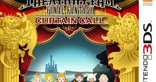 Final Fantasy Theatrhythm Curtain Call Best Characters by Superphillip Central Theatrhythm Final Fantasy Curtain Call 3ds