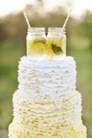 Mason Jar Wedding Cake Topper