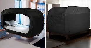"Privacy Bed"" That Converts Into A Fort Is A Dream e True For"