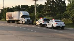 100 Naked Truck Driver Police Find Alleged Wrongway Semitrailer Driver Naked WFTV