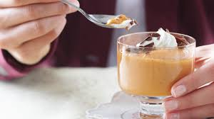 Pumpkin Mousse And Ginger Parfait by Pumpkin Spice Mousse Recipe Clean Eating Magazine