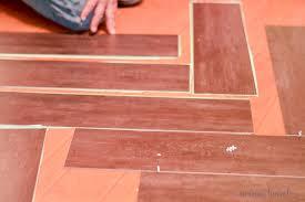 Tips To Install Vinyl Plank Floors In A Herringbone Patternplus