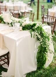 Explore Wedding Table Garland And More