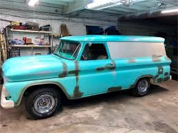 100 For Sale Truck 1964 Chevrolet Panel For ClassicCarscom CC1177896