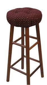 Kitchen Chair Cushions Walmart by Bar Stools Stool Covers Round Walmart Bar Stool Round Covers