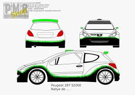 deco voiture de rallye idée de déco ds3 r3t et 207 s2000 concours déco forum rallye