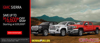 Dennis Dillon GMC In Boise | Serving Caldwell, Idaho, And Nampa GMC ...