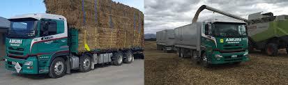 100 Livestock Trucking Companies Amuri Transport Ltd