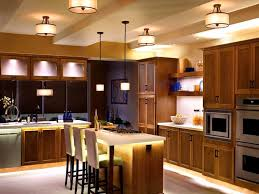Proper Placement of Modern Kitchen Lighting Ideas