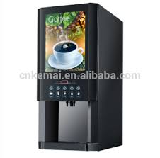 2018 New Arrival Commercial Coffee Vending Machine For Hotel And Restaurant