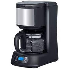 COSTWAY Portable Coffee Maker 5 Cup Programmable Brewer Simple Automatic Machine Digital